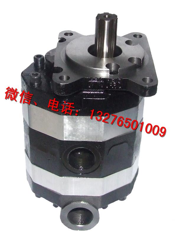 齿轮泵 液压双联泵油泵2CB-FC32/40