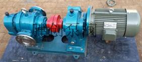 LCW减速机保温罗茨油泵(卸车泵)厂家