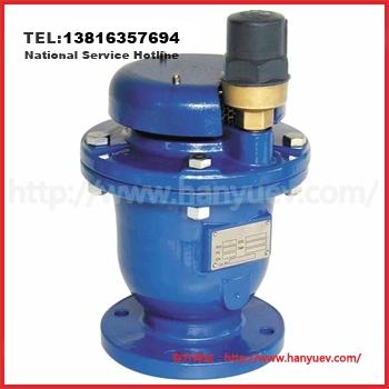 DYP4X-10高流量组合式排气阀