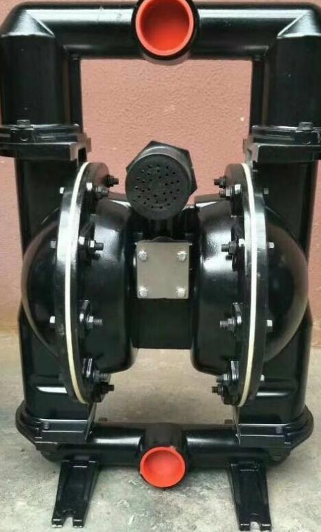 厂家直销QBY/QBK增强型气动隔膜泵{英格索兰}耐腐蚀水泵