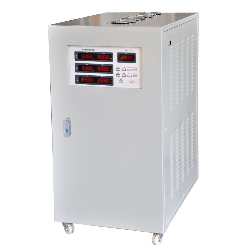 三相变频电源大功率泵测试电流频率电压高精度数显