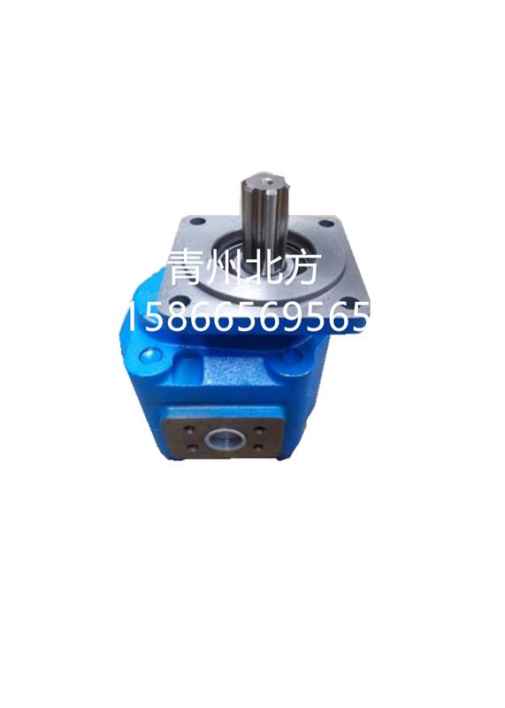JHP2063高压齿轮泵