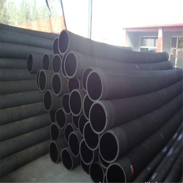 大口径耐磨排泥疏浚胶管定制 耐磨大口径喷砂管批发
