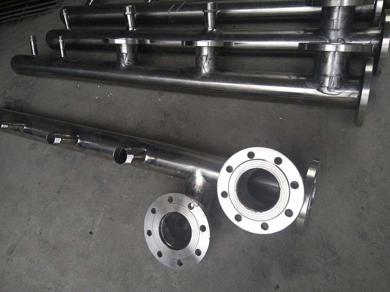 泵房不锈钢法兰管道  专业生产厂家