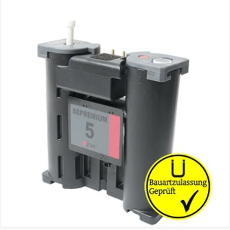 欧洲原装进口空压机后处理冷凝水液废油收集器油水分离器SEPREMIUM20