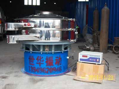 超声波振动筛 超声波振动筛供应商 超声波振动筛厂家-世华振动