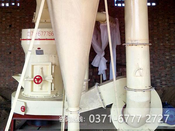滑石磨粉机-低调奢华有内涵ZLL76
