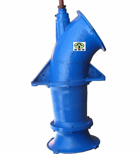 QHB型农业灌溉潜水轴流泵_天津奥特厂家直销