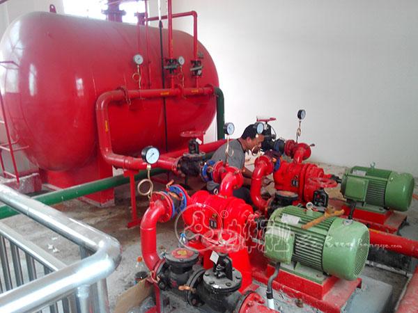 力华消防泵-车载泵高压喷水泵