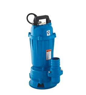 WQ型污水泵_排污专用潜水泵_无堵塞大流量