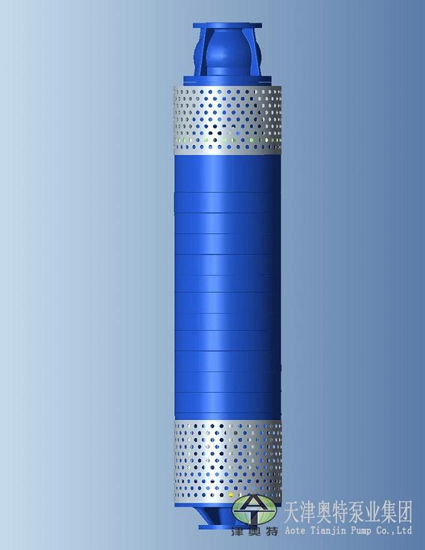 QKSGD自平衡型矿用潜水泵_矿泵哪里有卖_天津奥特品牌泵业为您服务