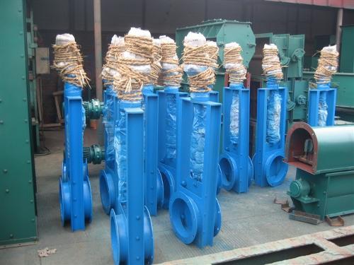 批量生产手动插板阀质量厂家