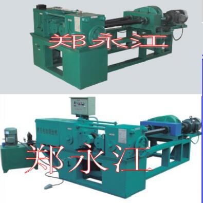 永江万能丝杠机万能滚丝机加工钢筋滚丝机厂家