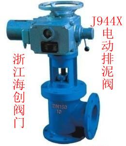 J944X电动排泥阀