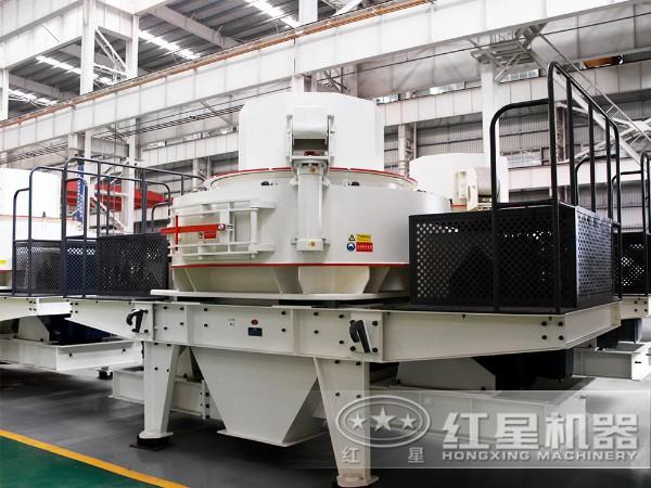 生产机制砂一般用到哪些设备LJ