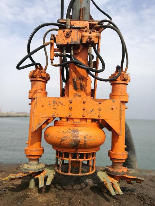 双绞吸挖机便捷吸沙泵 大流量大口径