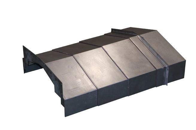 浙江日发RFMV-1300数控立加钢板防护罩的定制