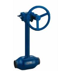 燃气直埋式焊接球阀QAN361F