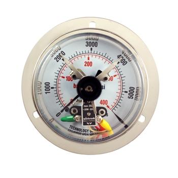 PIONEER牌电接点压力表厂家直销量大价更优