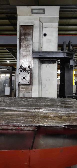 捷克飞马特WFT13CNC卧式镗铣加工中心