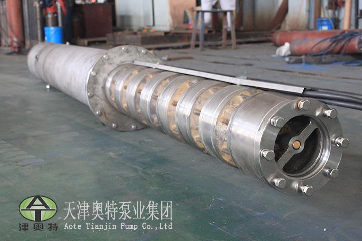 全国供应QH系列不锈钢深井潜水泵价格便宜