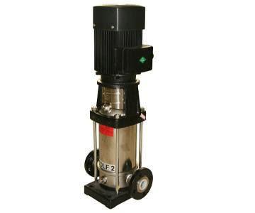 轻型不锈钢立式多级管道离心泵