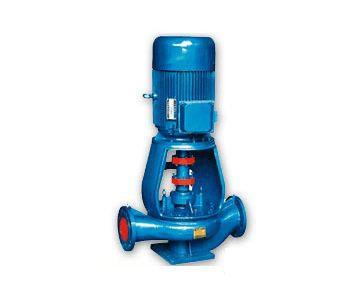 便拆式立式管道离心泵