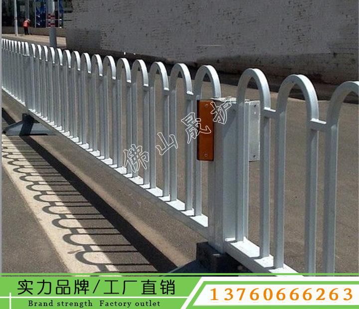 京式护栏图片 文昌道路护栏 市政护栏网