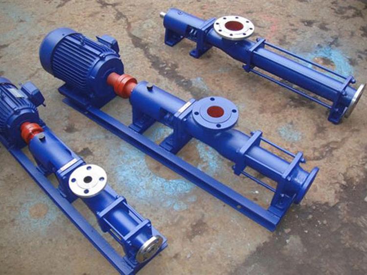 不锈钢卫生级不锈钢螺杆泵 浓浆泵无极调速螺杆泵