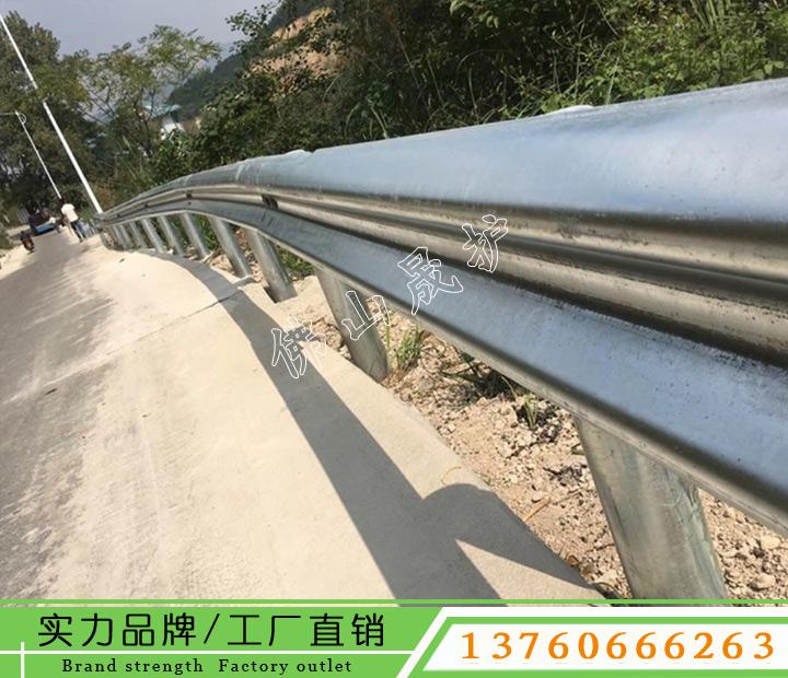 琼中波形护栏价格 城镇道路护栏网 双波护栏板