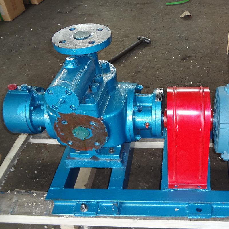 双螺杆泵 航空煤油螺杆泵