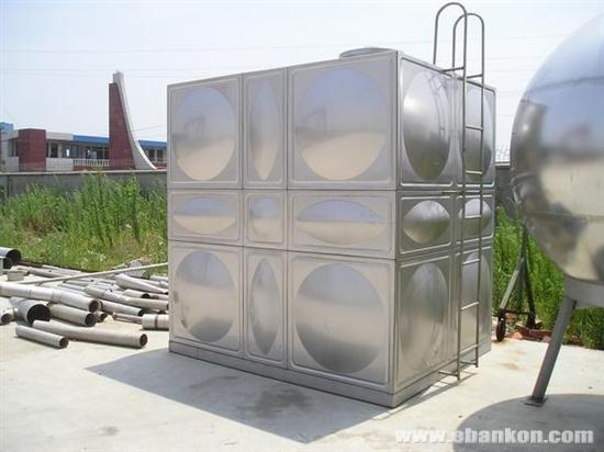 商丘不锈钢组合水箱