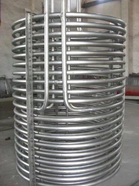 管式换热器钛厂直供定制设计加工
