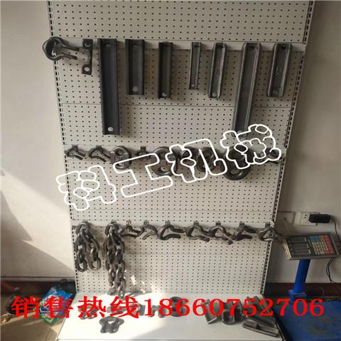 锻打成型热处理14*50B级C级刮板机圆环链