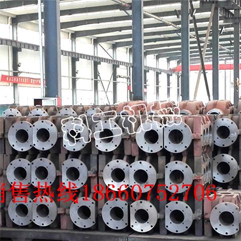 铸铁材质矿用焊接JS40减速机箱体