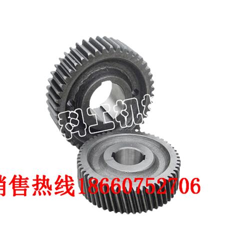 煤矿用高强度合金钢热处理JS40减速机斜齿轮
