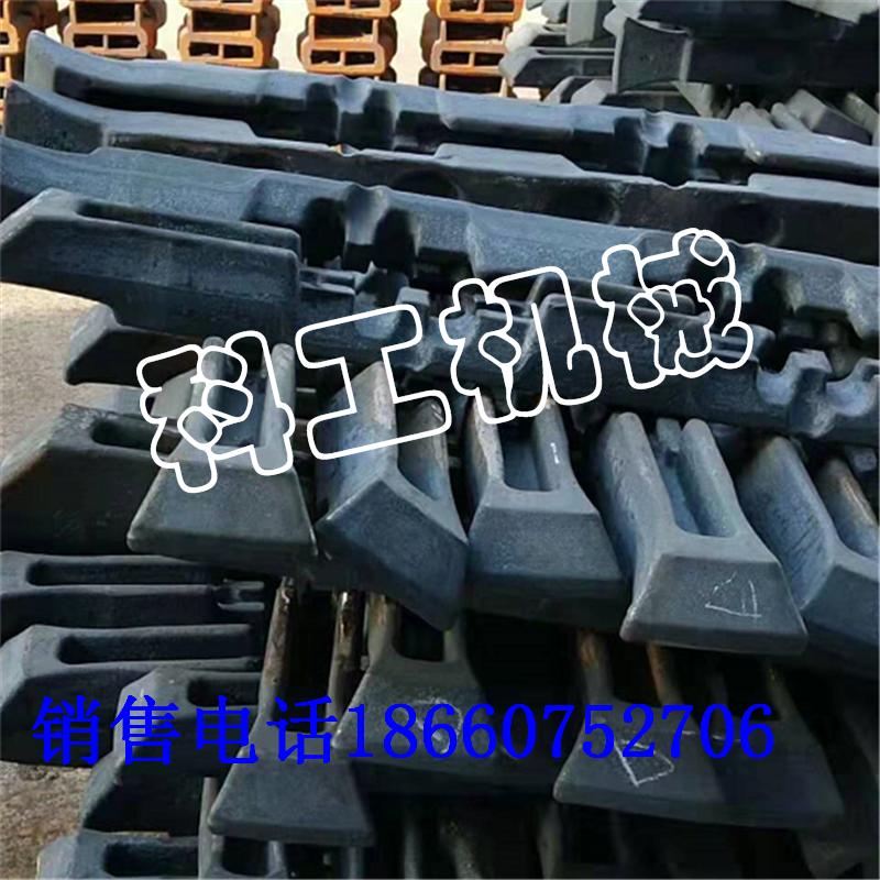 煤矿用耐磨锻打5GL03-2刮板SGZ630/220