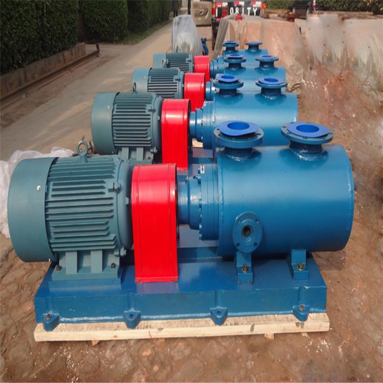 夹套保温螺杆沥青泵SNH210R46E15YW29
