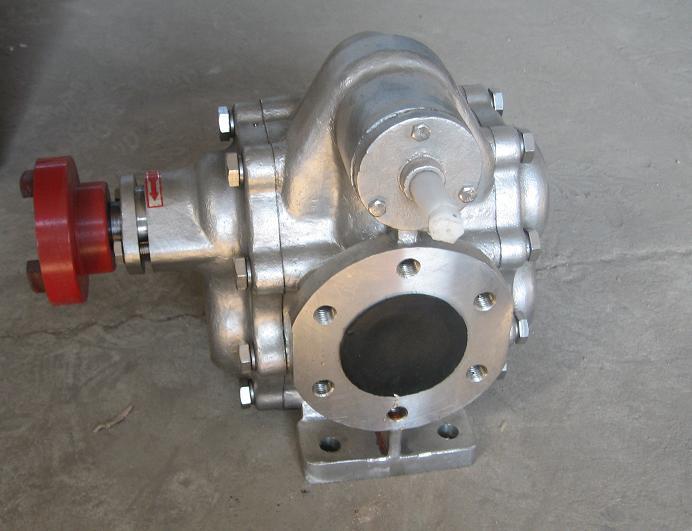 采购YCB4-0.6高温油泵厂家