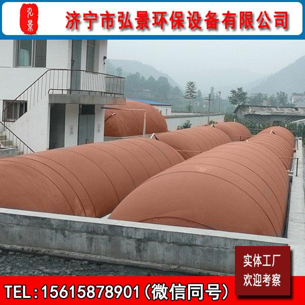 猪场沼气收集供暖-红泥软体沼气池厂家工程配比表