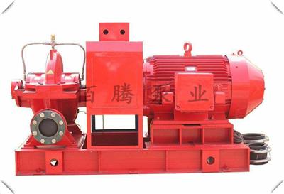 滨州专业消防泵,柴油机消防泵山东佰腾泵业有限公司