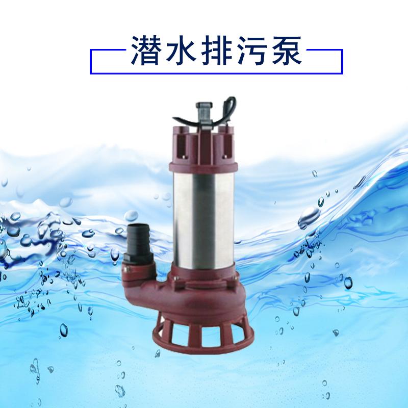 两寸污水泵CS-2.75S立式工厂地下水抽水泵
