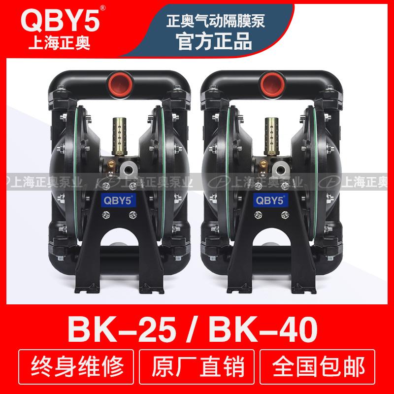 上海正奥BK-25增强型气动隔膜泵