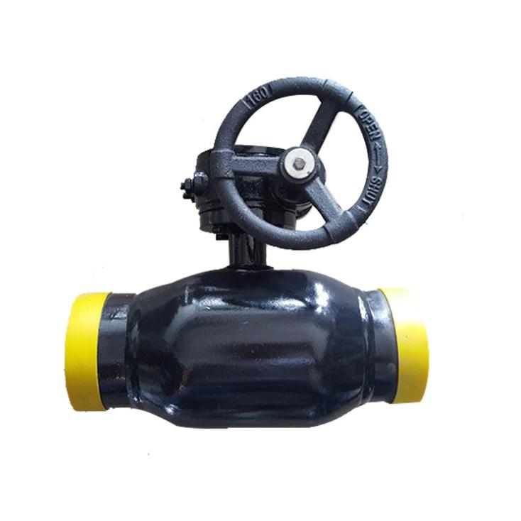 热力管道阀门 全焊接球阀