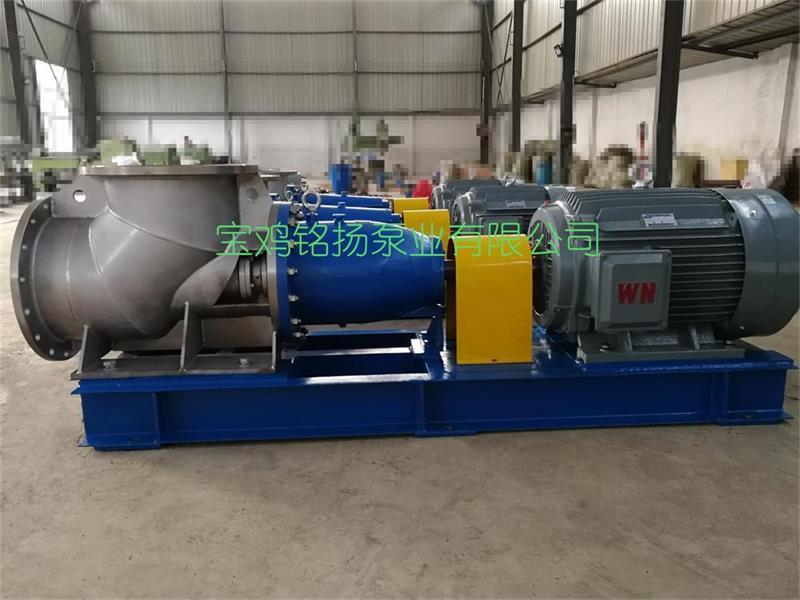 宝鸡钛泵钛轴流泵FXJ200钛强制循环泵