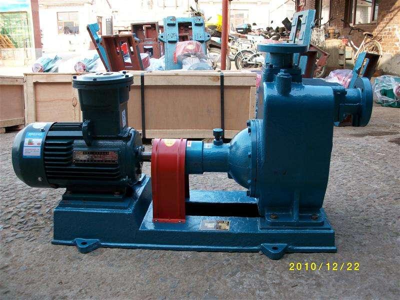 河北华潮CYZ系列自吸式离心泵50CYZ-75