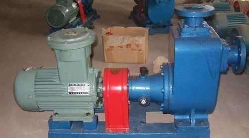 华潮CYZ自吸式离心泵100CYZ-40