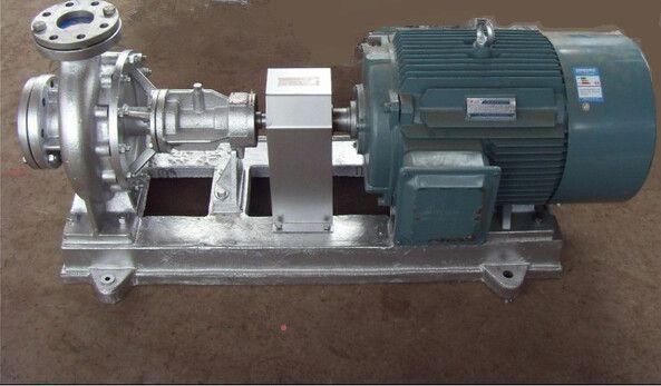 红旗高温泵厂RY100-65-200冷风式热油泵