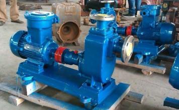 红旗高温泵厂CYZ系列自吸式离心泵65CYZ-15