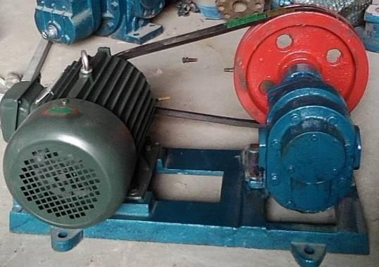 CB型齿轮泵 现货供应各规格CB齿轮泵 重油泵